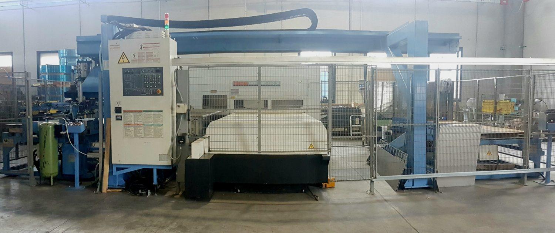 Laser Mazak HTX-510